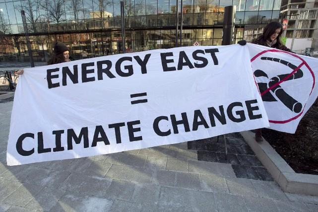 La lutte contre les changements climatiques préoccupent les... (Photothèque Le Soleil)