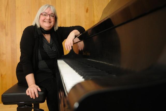 La directrice du Conservatoire de musique de Trois-Rivières,... (François Gervais, Le Nouvelliste)