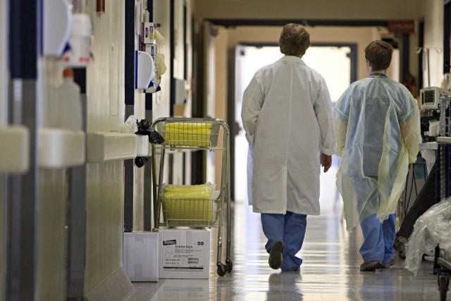 Les hommes atteints d'un cancer localisé de la prostate ont peu de risque d'en... (PHOTO FRANÇOIS ROY, ARCHIVES LA PRESSE)
