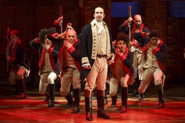 Alexander Hamilton sera à «Saturday Night Live». (Archives AP)