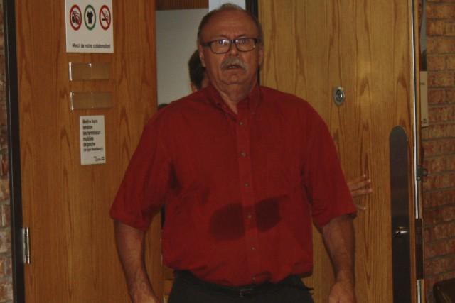 André Gagné a été condamné pour des agressions... (La Tribune, Yanick Poisson)