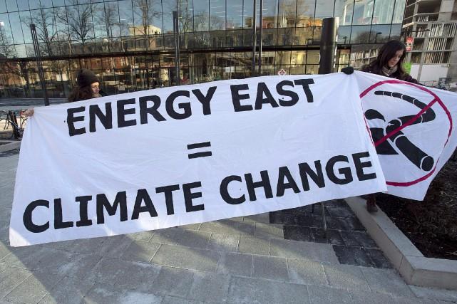 La lutte contre les changements climatiques préoccupe les... (Photothèque Le Soleil)