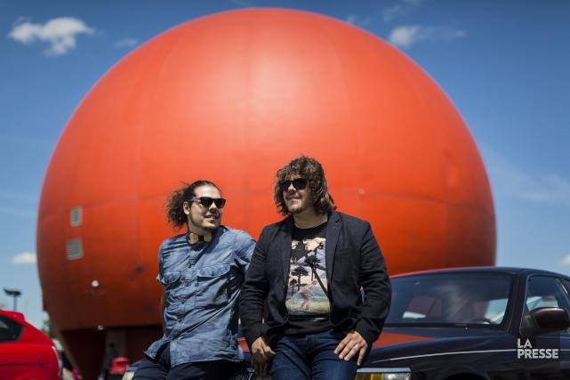 Le duo 2Frères est en nomination pour la... (Archives La Presse)