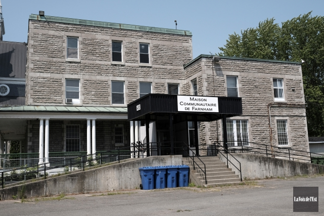 La Ville veut acheter la Maison communautaire de... (photo archives La Voix de l'Est)