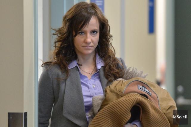 L'ex-avocate Jessie Bérubé fait de nouveau face à... (Photothèque Le Soleil)