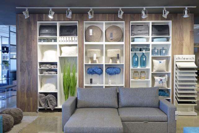 L'espace Must met en valeur des meubles plus... (Le Soleil, Jean-Marie Villeneuve)