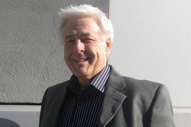 Le conseiller Jean-François Thibault,chargé d'organiser les déplacements du... (PHOTO TIRÉE DU COMPTE FACEBOOK DE JEAN-FRANÇOIS THIBAULT)