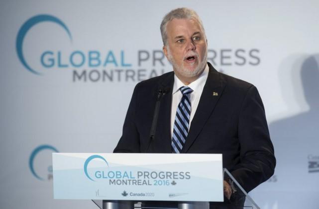 Philippe Couillard... (Paul Chiasson, La Presse canadienne)