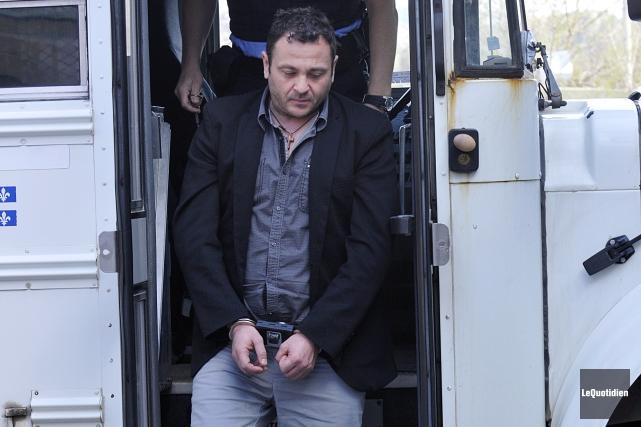 Yves Martin subira son procès devant un juge... (Photo Le Quotidien, Rocket Lavoie)