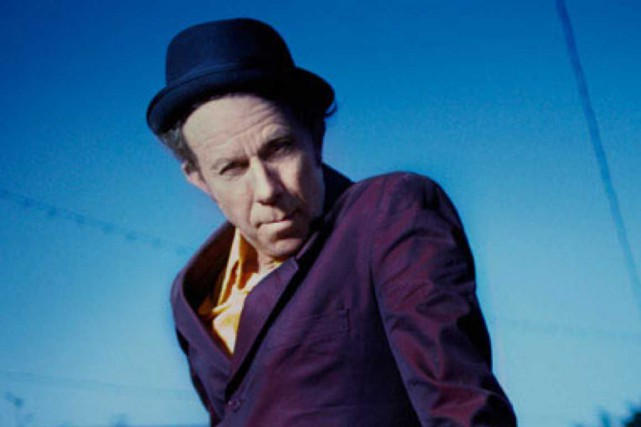 Tom Waits... (Photo fournie par l'artiste)