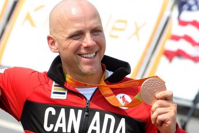 Charles Moreau... (Courtoisie de l'équipe olympique canadienne)