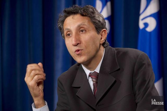 Selon Amir Khadir, le traité de libre-échange entre... (Archives La Presse, Ivanoh Demers)