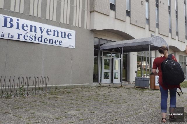 C'est au tour du Cégep de Sherbrooke de s'attaquer aux violences à caractère... (Archives La Tribune, René Marquis)