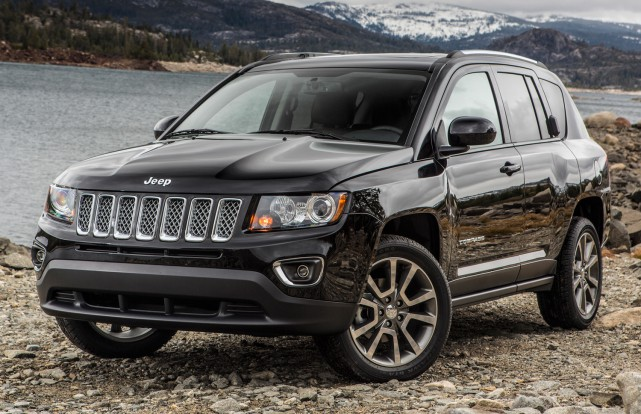 Un Jeep Compass 2013.... (Photo Fiat-Chrysler)