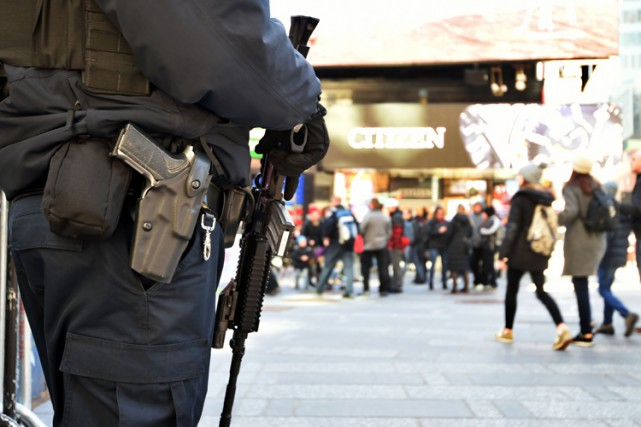 Une telle attaque en pleine journée est relativement... (AFP)