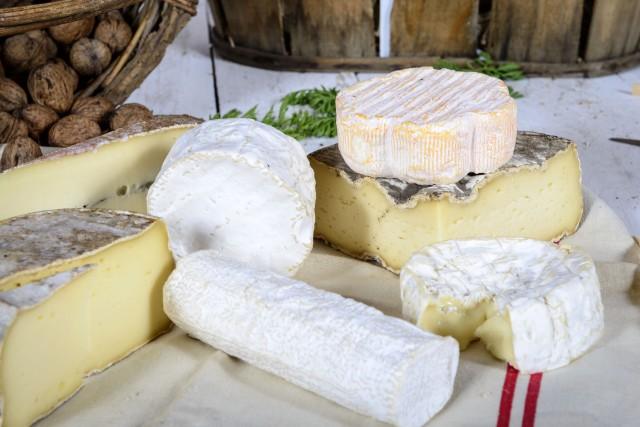 Les fromageries de la région se sont une... (123RF)