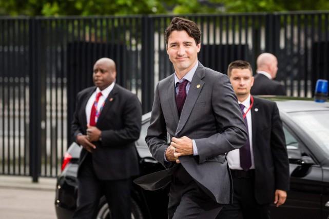La Gendarmerie royale du Canada a dépensé 17... (PhotoWOJTEK RADWANSKI, archives Agence France-Presse)