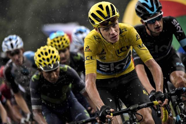 Même si le prochain Tour de France est... (Archives AFP)