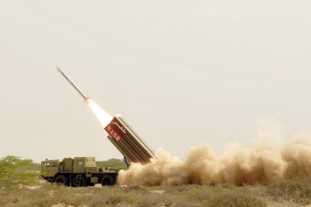 L'arsenal nucléaire du Pakistanest estimé à environ 120... (PHOTO ARCHIVES AFP)