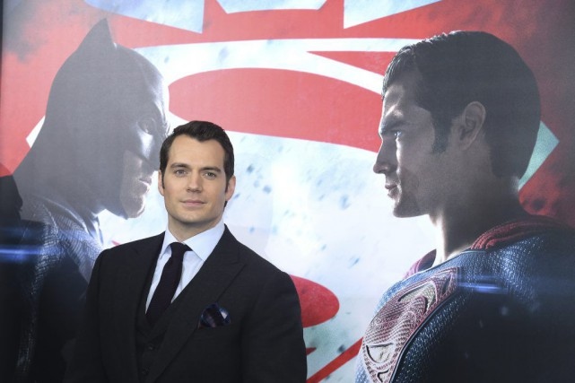 Henry Cavill... (Charles Sykes, Invision/AP)