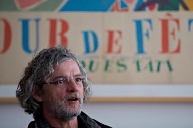 Hochelaga, terre des âmesde François Girard racontera l'histoire... (Photo Olivier Jean, Archives La Presse)