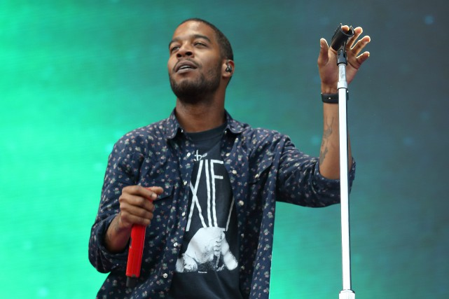 Kid Cudi... (Photo Steve C. Mitchell, Archives Associated Press)