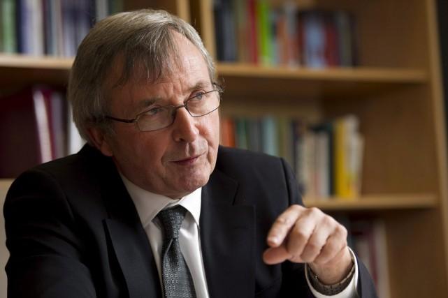 Wayne Smith estime que l'indépendance de Statistique Canada... (La Presse canadienne, Sean Kilpatrick)