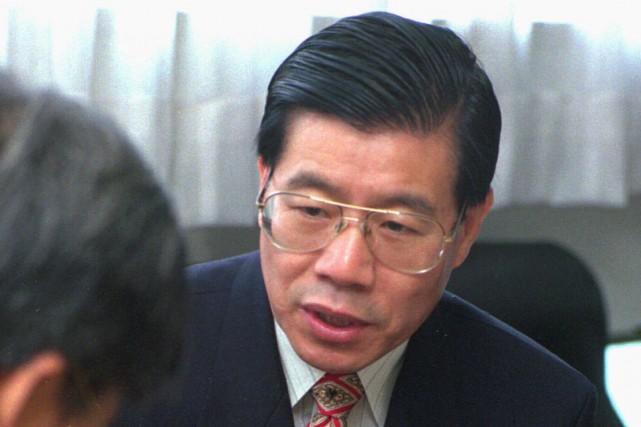 Wang Bingzhang est emprisonné depuis 14 ans en... (PHOTO ARCHIVES AP)
