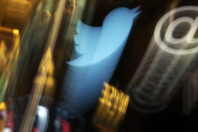 Twitter a effectué des débuts remarqués dans le sport télévisé avec la... (Photo AP)
