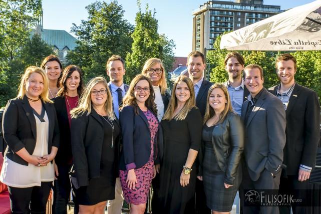 Nouvelle saison pour la jeune chambre de commerce de la for Chambre de commerce de sherbrooke