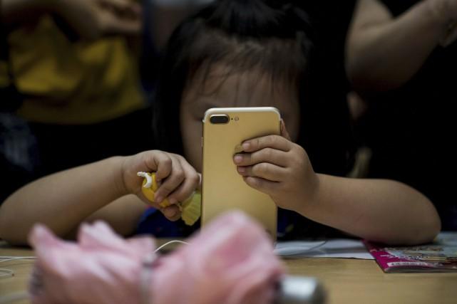 Des client chinois ont mis la main sur... (AFP, Johannes Eisele)