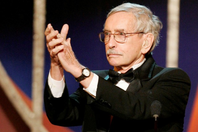 Edward Albee en 2005.... (Photo archives Reuters)