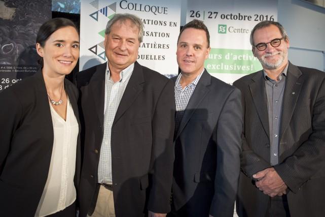 Véronique Belley-Vézina, coordonnatrice du Centre d'excellence en valorisation... (Spectre Média, André Vuillemin)