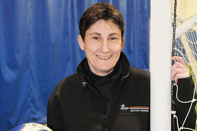 Sophie Poujade, directrice générale de l'Association régionale de...