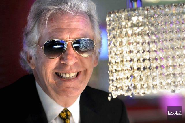 Malgré ses 71 ans, le propriétaire Jean-Pier Goulet... (Le Soleil, Jean-Marie Villeneuve)