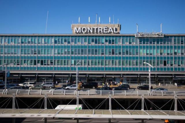 Parmi les quatre grandes portes d'entrée au pays,... (Photo Olivier Jean, La Presse)