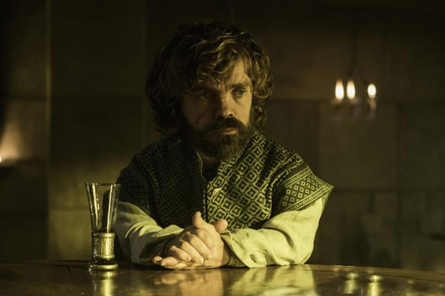 Peter Dinklage dans Game of Thrones.... (PHOTO FOURNIE PAR HBO)