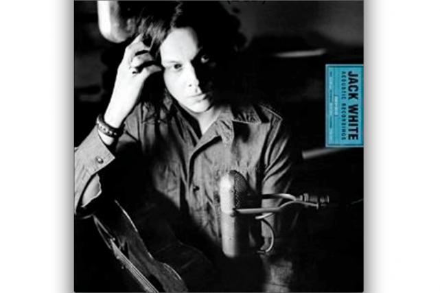 ROCK,Acoustic Recordings 1998-2016, Jack White...