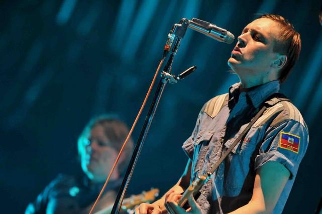 En 15 ans d'activités, les Montréalais d'Arcade Fire... (Photothèque Le Soleil, Patrice Laroche)