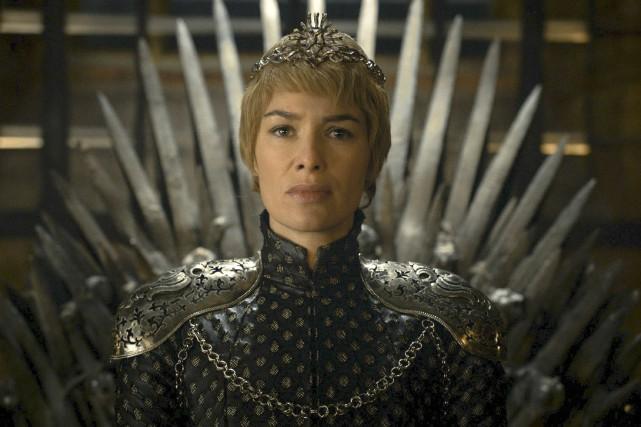 Lena Headey (Cersei) est en nomination pour un... (AP)
