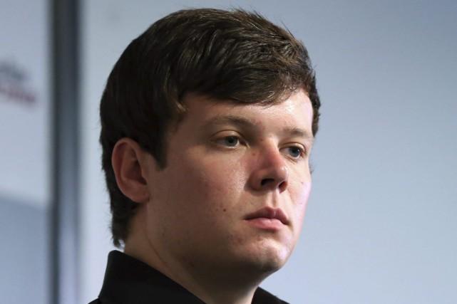 Erik Jones, âgé de 20 ans, a signé... (PHOTO ARCHIVES AP)