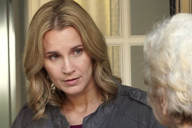 Campé par Sophie Paradis, le personnage de Laurie... (Photo courtoisie)