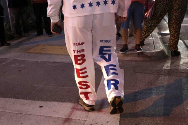 Un citoyen de Boca Raton, en Floride s'est... (AP, Lynne Sladky)