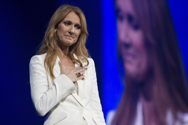 Céline Dion... (Archives La Presse Canadienne)