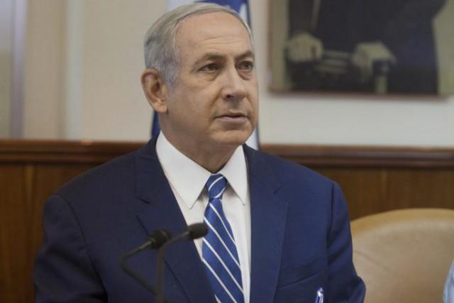 Benjamin Nétanyahou... (Photo Dan Balilty, Associated Press)
