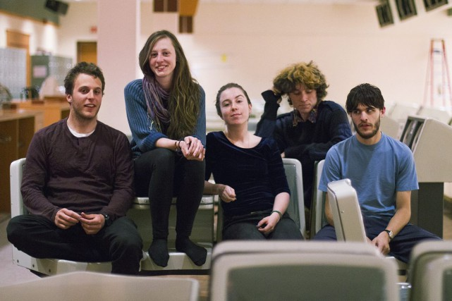 Le groupe Chassepareil, anciennement Sweet Grass, vient de... (Photo courtoisie, Clara Lacasse)