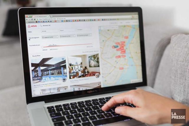 Depuis son lancement en 2008, Airbnb a été... (archives La Presse)