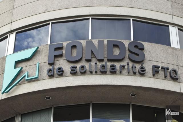 Le Fonds de solidarité FTQ a assuré vouloir... (archives La Presse)