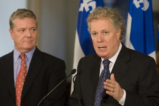 Benoît Pelletier a été ministredes Affaires intergouvernementales canadiennes... (ARCHIVES PC)