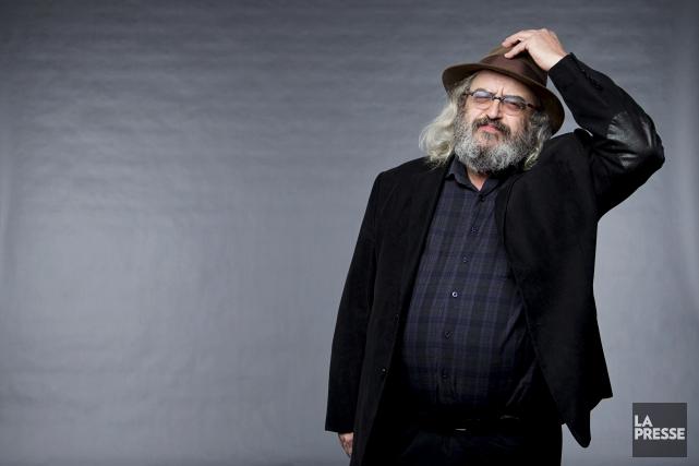Le folkloriste Yves Lambert... (Archives La Presse, Alain Roberge)